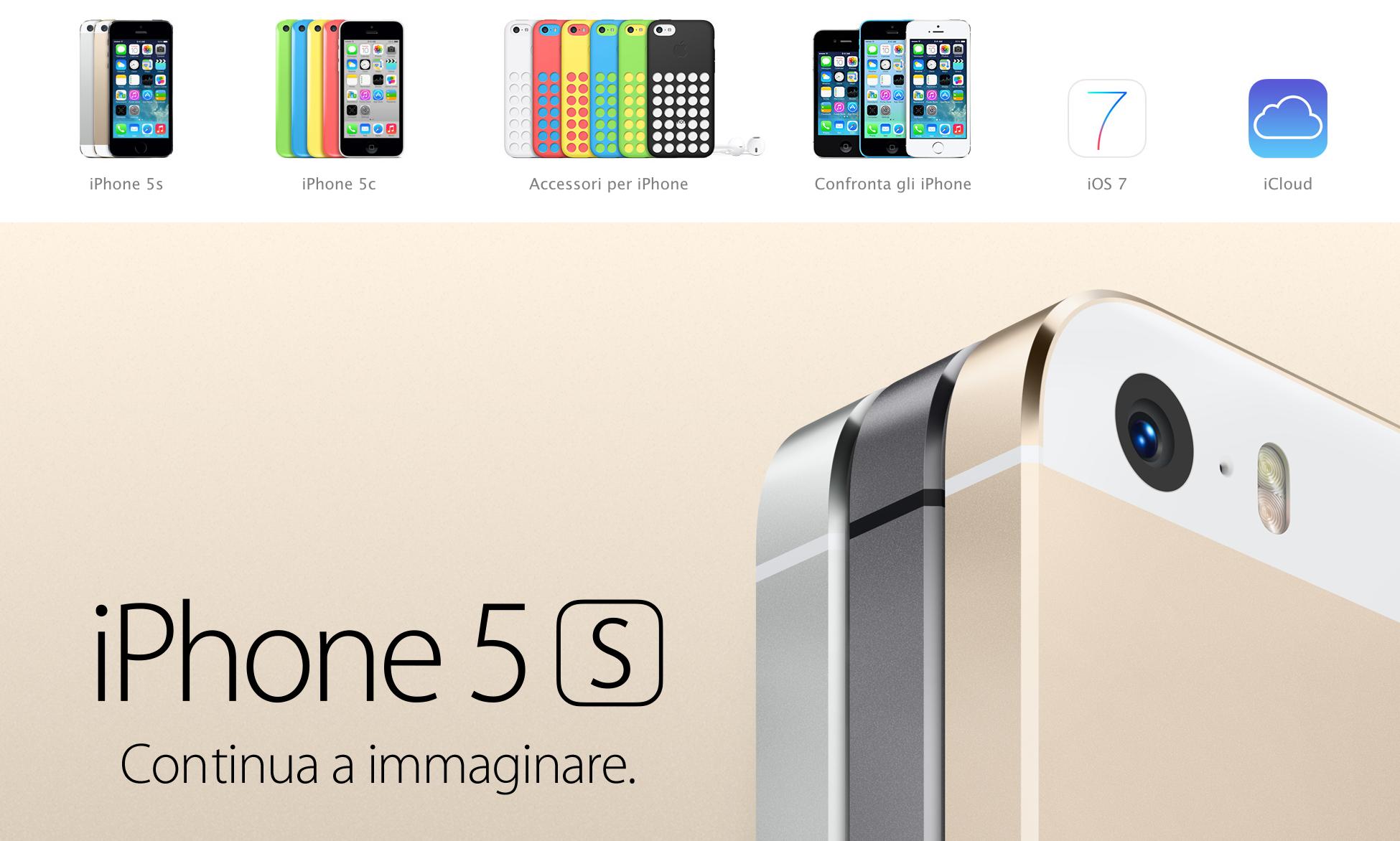 apple aggiorna il proprio sito web italiano amiciapple