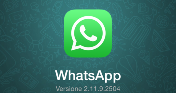 WhatsApp 2.11.9