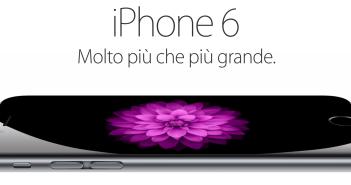 iPhone 6 - molto più che più grande