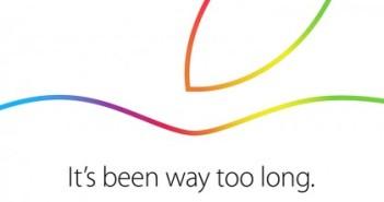 Invito evento iPad - Fonte: TheLoop
