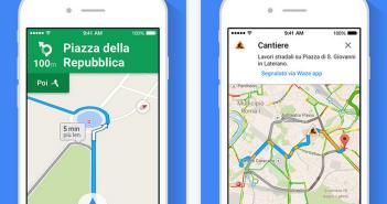 Google Maps iOS 4.0