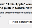 Notifica push mac