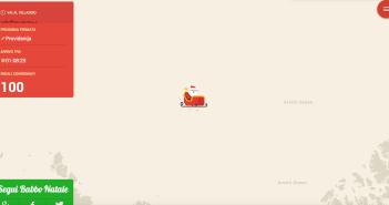 100 regali Santa Tracker