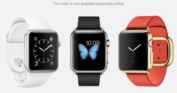 Preordine Apple Watch