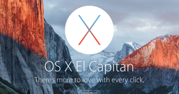 OSX elcapitan