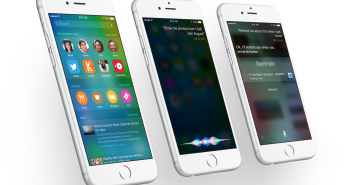 iOS 9 - preview