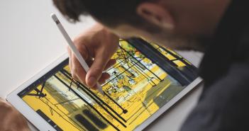 iPad Pro, Apple Pencil