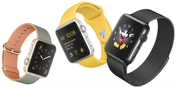 Apple Watch 2016 nylon