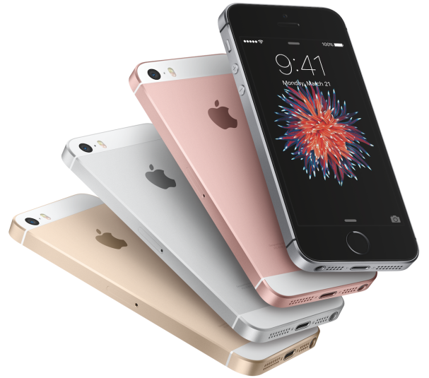 iPHone SE 2016 March Event