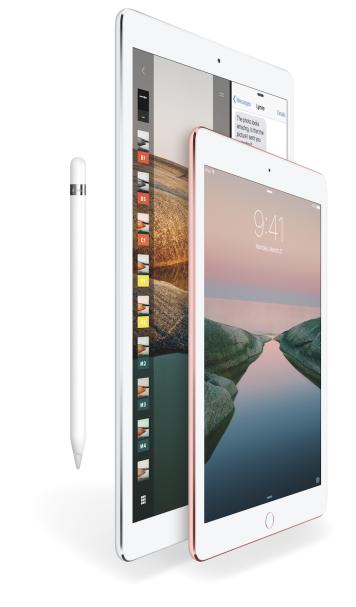 iPad Pro 12.9 e 9.7