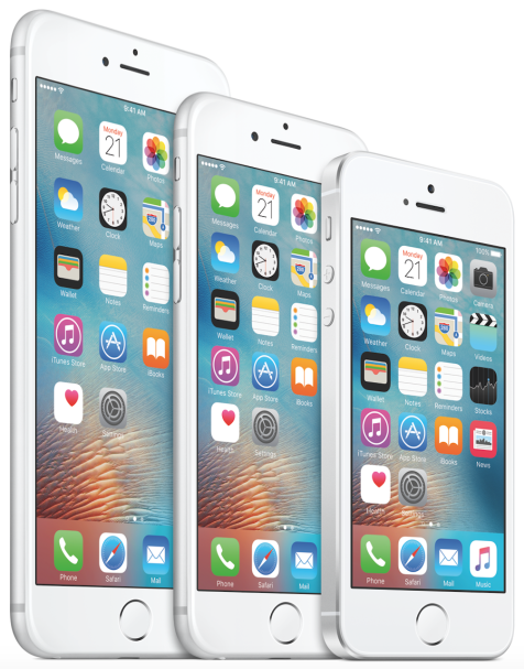 iPhone 6S 6S Plus SE
