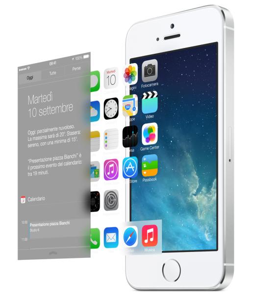Animazione iOS 7
