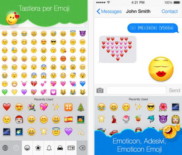 Emoji Emoticon Artistiche
