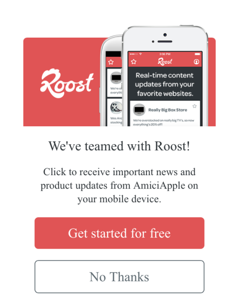 App Roost Download