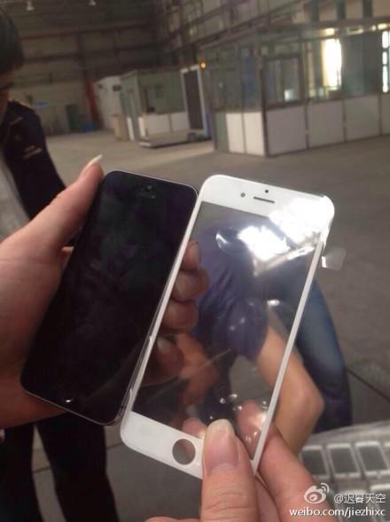 Pannello iPhone 6