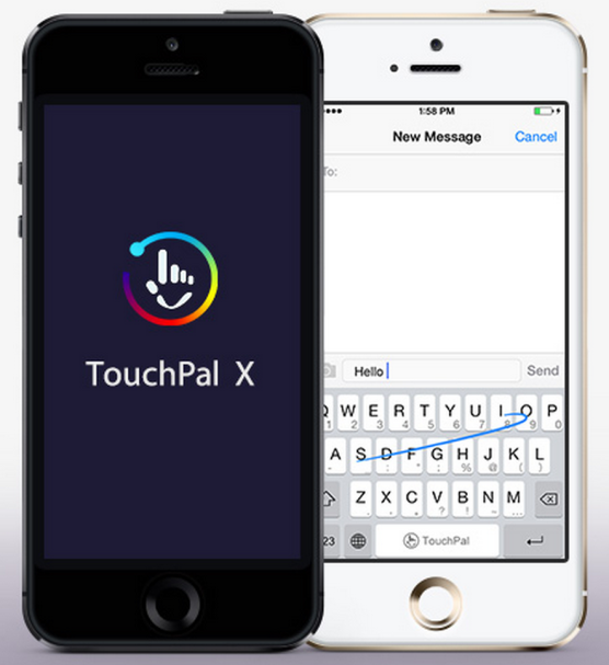 TouchPal iOS 8