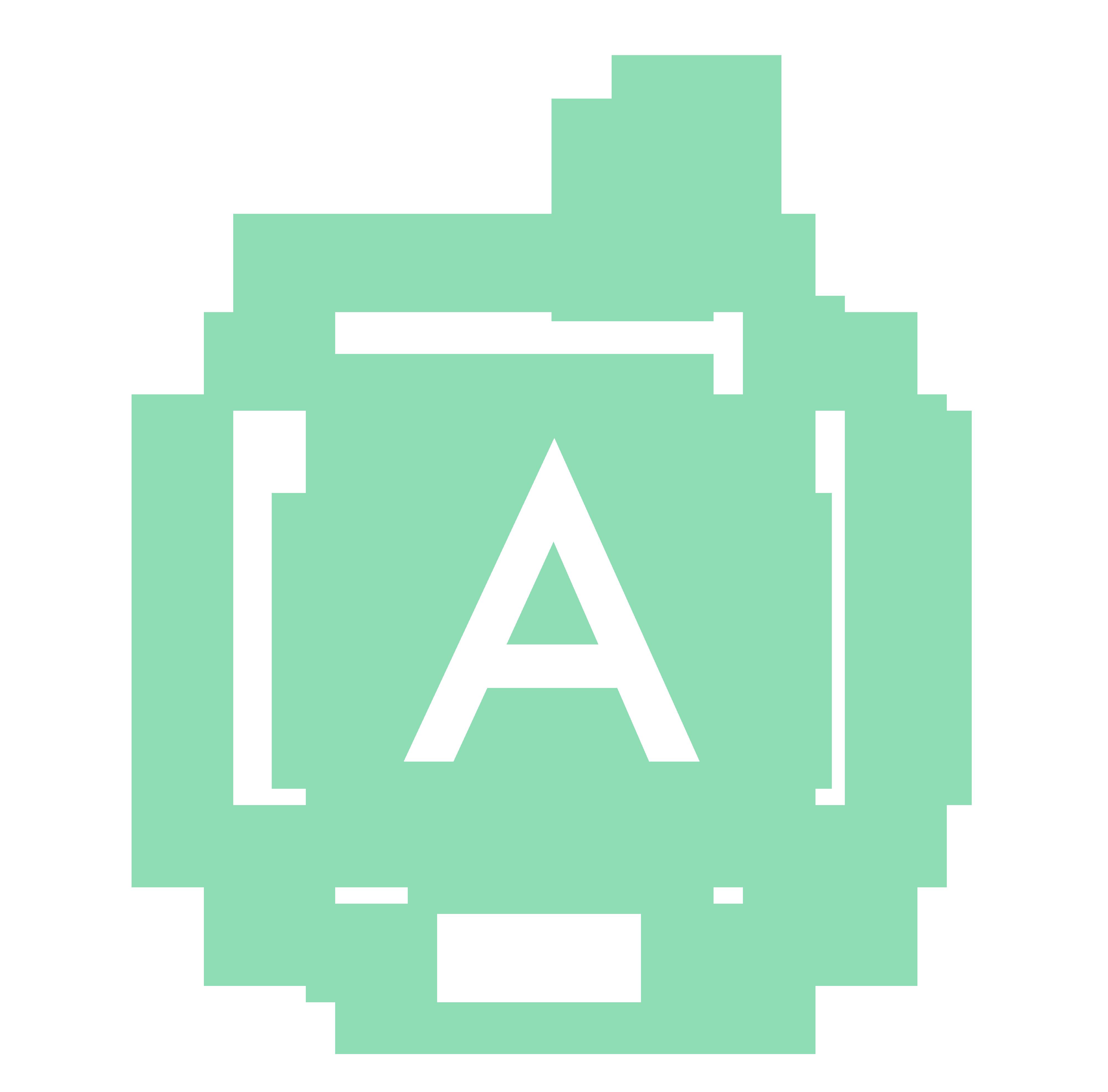 Logo Verde Acqua Senza Sfondo Copia Amiciapple