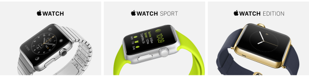 Apple Watch (sport - edition)
