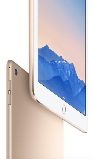 iPad Air 2 - Introduzione