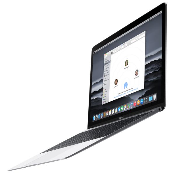 AirDrop MacBook