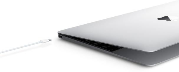 MacBook USBC
