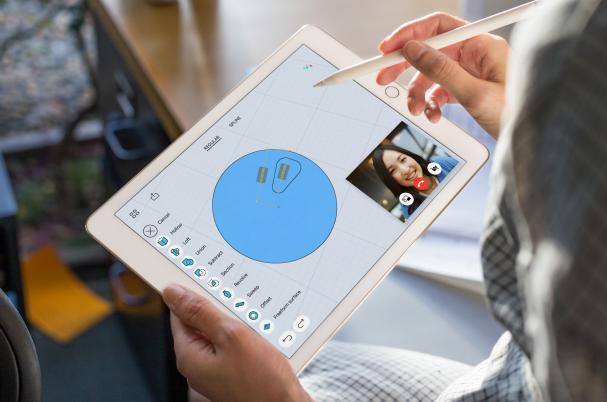 Facetime iPad Pro