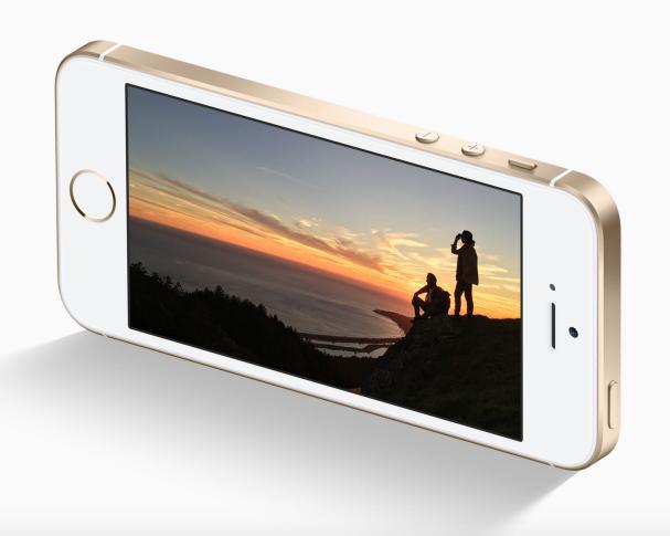 Foto video iPhone SE