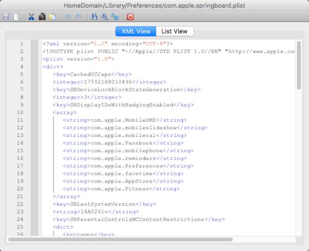 com.apple.springboard.plist ibackupbot