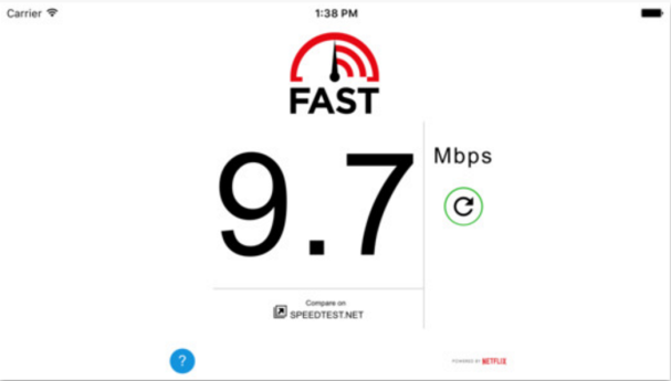 speed test fast amiciapple.it