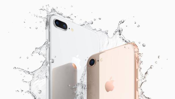 acqua-polvere-iphone-8